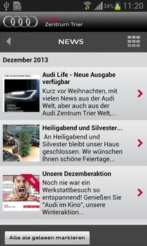 Audi Zentrum Trier apk screenshot