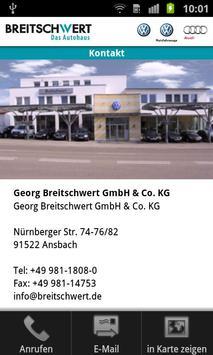 Breitschwert - Das Autohaus apk screenshot