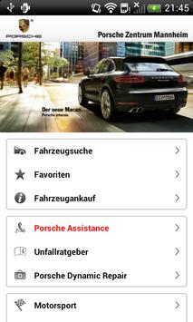 Porsche Zentrum Mannheim poster