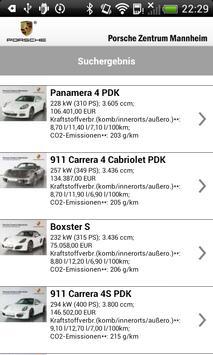 Porsche Zentrum Mannheim apk screenshot