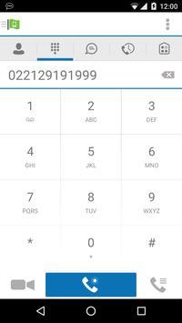 Placetel UC-One Mobile apk screenshot