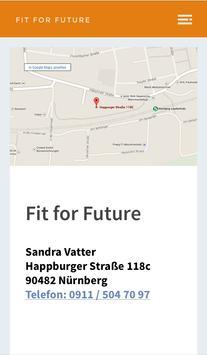 Fit for Future apk screenshot