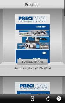 PRECITOOL Katalog App poster
