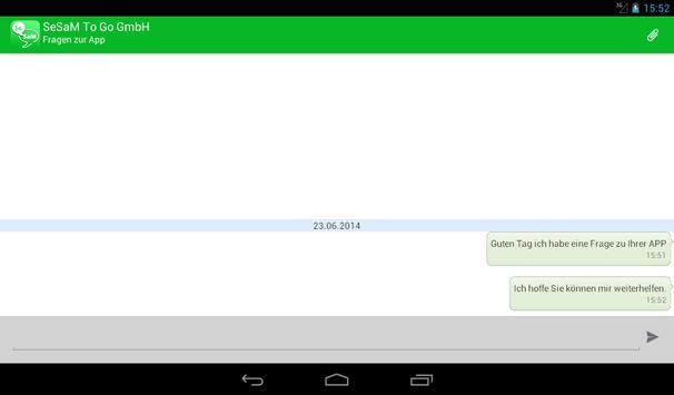 SeSaM apk screenshot