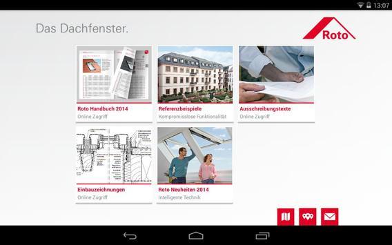 Roto Produktwelt apk screenshot