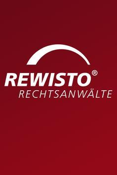 REWISTO Rechtsanwälte poster