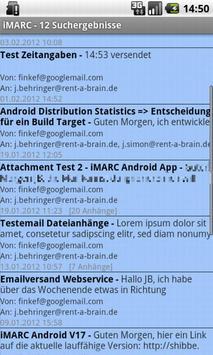 iMARC apk screenshot