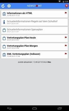 NewsPoint mobile apk screenshot