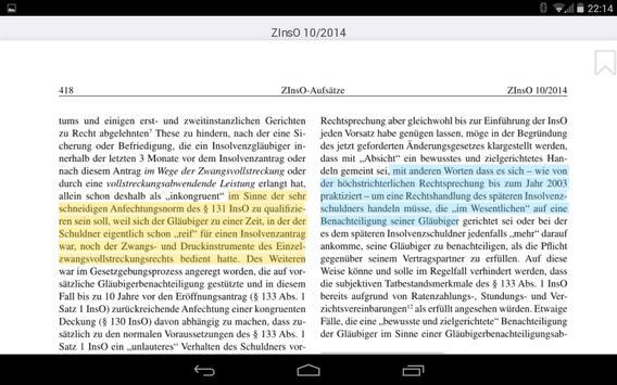 JURION E-Reader apk screenshot