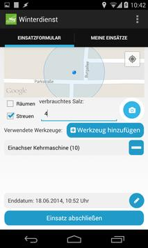 WAS Winterdienst apk screenshot