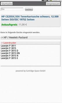 Cartridge-Space GmbH apk screenshot