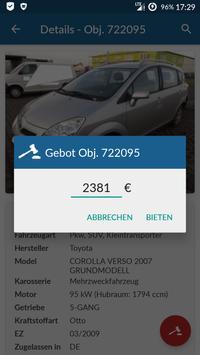WinValue Automarkt apk screenshot