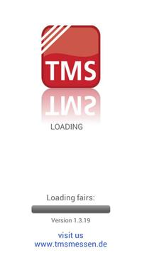 TMS Messe APP poster