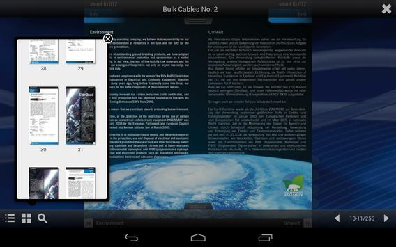 KLOTZ AIS Katalog App apk screenshot