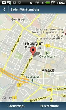 Steuerberater BadenWürttemberg apk screenshot