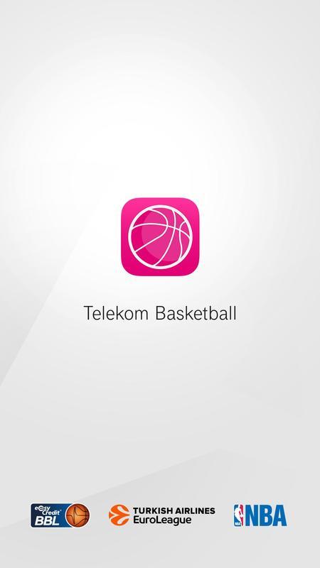 telekom basketball kostenlos