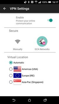 Global Corporate Access apk screenshot