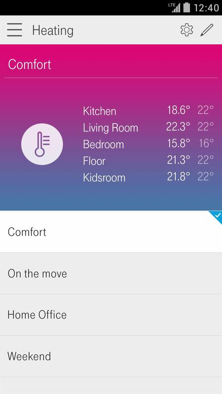 magenta smarthome apk download free lifestyle app for. Black Bedroom Furniture Sets. Home Design Ideas