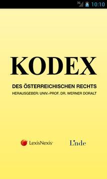 KODEX – Die App poster