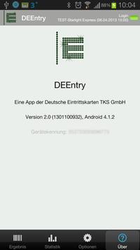 DEEntry apk screenshot
