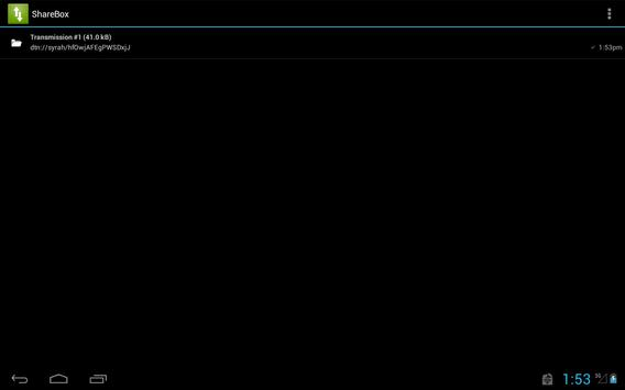 ShareBox apk screenshot