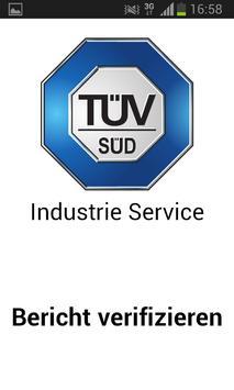 TÜV SÜD Verify poster