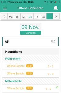 gastromatic-Mitarbeiter apk screenshot