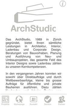 ArchStudio poster