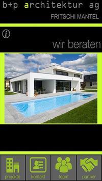 b+p architektur ag poster