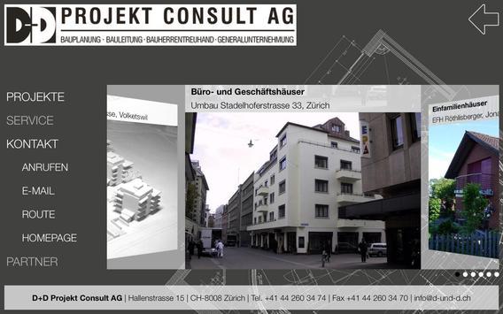 D+D Projekt Consult AG apk screenshot