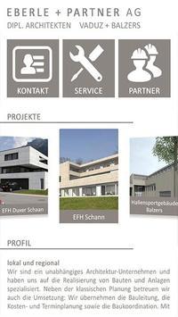Eberle + Partner AG poster