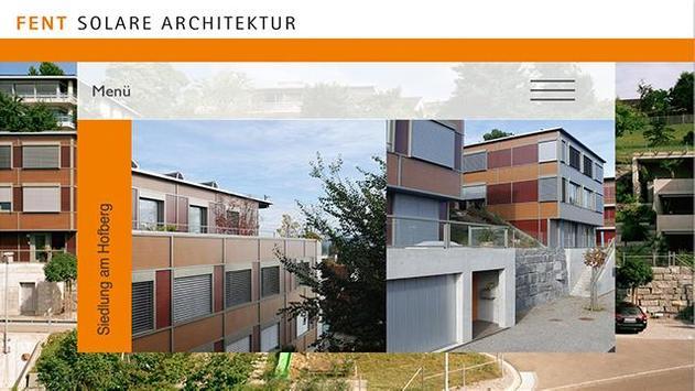 Fent Solare Architektur apk screenshot