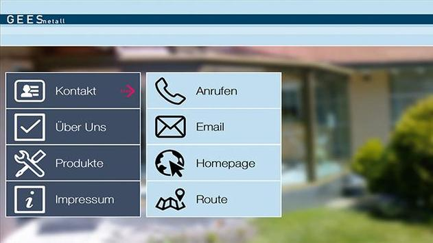 GEESmetall GmbH apk screenshot