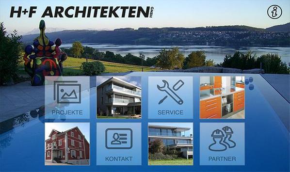 H+F Architekten GmbH poster