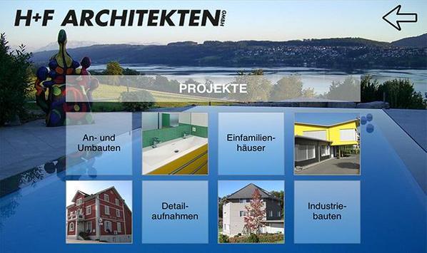 H+F Architekten GmbH apk screenshot