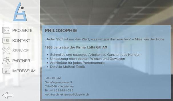 Lüthi GU AG apk screenshot