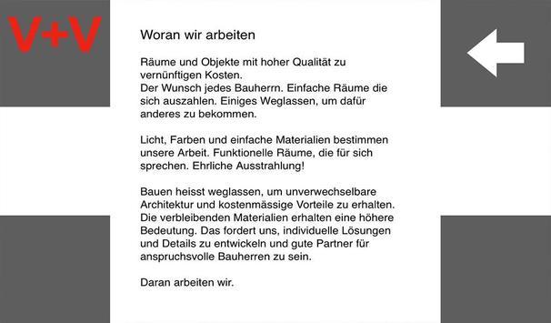 Vögtli + Vieleck Architekten apk screenshot