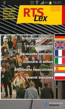 RTSLex poster
