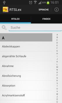 RTSLex apk screenshot
