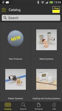 Viega LLC Catalog App poster