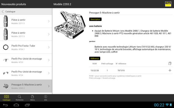 Catalogue Viega France apk screenshot
