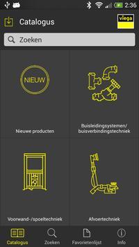 Catalogus Viega Nederland poster