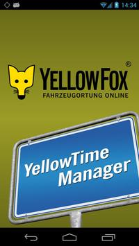 YellowTimeManager V1 poster