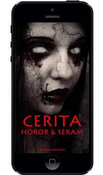 Cerita Horor dan Seram poster