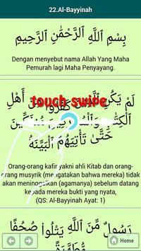 Surat Pendek Al-Qur'an apk screenshot