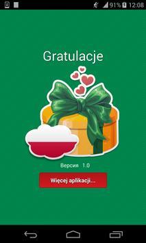 Pozdrowienia na każdą okazję! apk screenshot