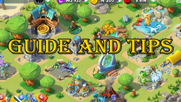 Guide For Dragon Mania Legends poster