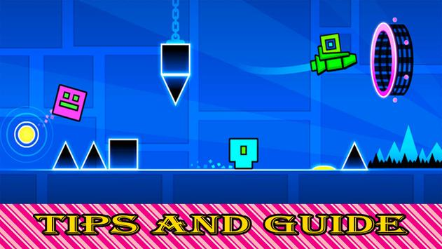 Guide For Geometry Dash poster
