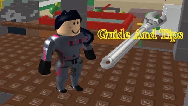Guide for ROBLOX apk screenshot