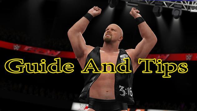 Guide WWE 2k16 apk screenshot